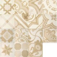 ANTIQUE BEIGE 20х20