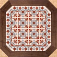 DOVER PLACE CARPET 43х43
