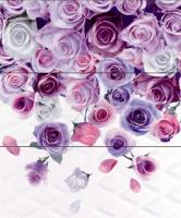 Thyra Violet Romantic Decor